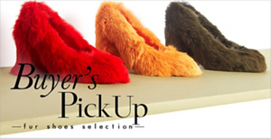 Buyer's PickUp 【FUR SHOES SELECTION】