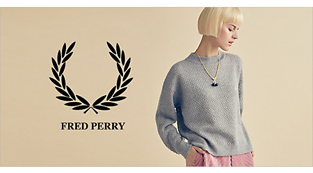 FRED PERRY 2017AW Collection
