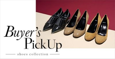 Buyer's Pick Up ‐SHOES COLLECTION‐