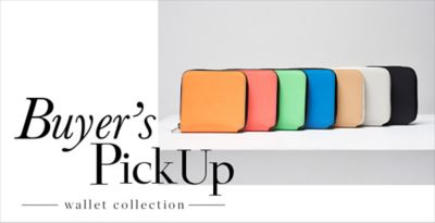 Buyer's Pick Up ‐WALLET COLLECTION‐