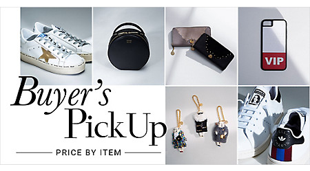 Buyer's Pick Up ‐Price By Item‐