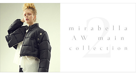 mirabella AW Collection ‐ PART2 ‐