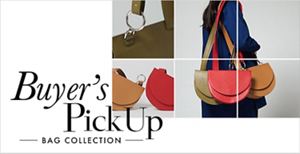 Buyer's Pick Up ‐FANCY BAGS‐
