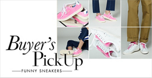 Buyer's PickUp 【FUNNY SNEAKERS】