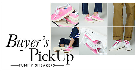 Buyer's Pick Up 【FUNNY SNEAKERS】