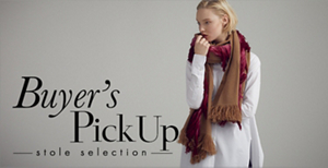 Buyer's PickUp 【STOLE】