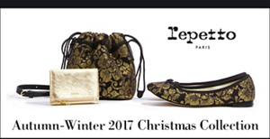Repetto Christmas Collection