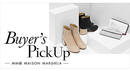 Buyer's Pick Up ‐MM6 MAISON MARGIELA‐