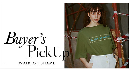 Buyer's Pick Up ‐WALK OF SHAME‐