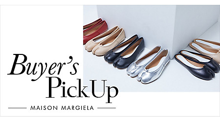 Buyer's Pick Up ‐MAISON MARGIELA‐