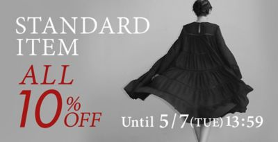 STANDARD ITEM LIMITED SALE