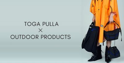 """TOGA PULLA × OUTDOOR PRODUCTS"