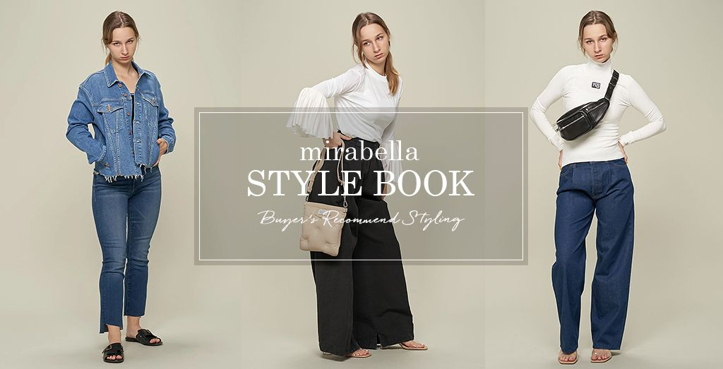 mirabella 2019AW STYLE BOOK