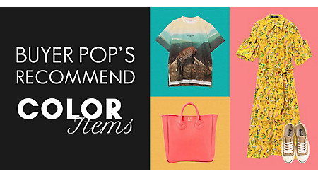 BUYER'S RECOMMEND|COLOR
