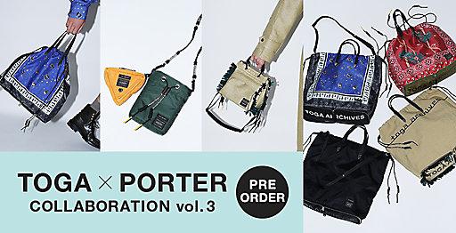 TOGA × PORTER Vol.3