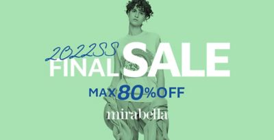 mirabella 2018SS FINAL SALE