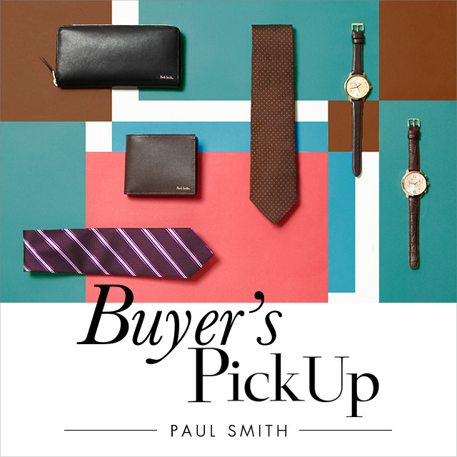 Buyer's Pick Up‐PAUL SMITH‐
