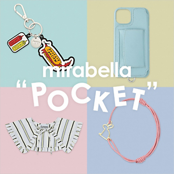 "mirabella ""POCKET"""