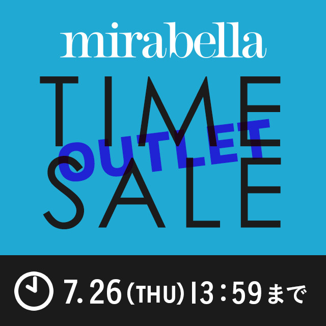 mirabella special TIME SALE