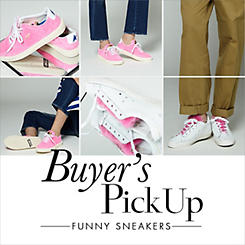 Buyer's Pick Up ‐FUNNY SNEAKERS‐