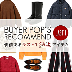 "BUYER'S RECOMMEND【""LAST1"" SALE ITEM】"