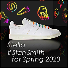 Stella #stansmith for spring 2020