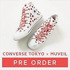 converse tokyo × muveil PRE ORDER