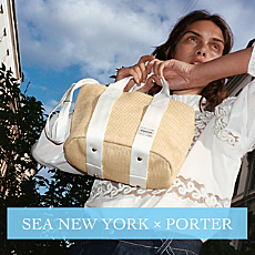 SEA NEW YORK × PORTER