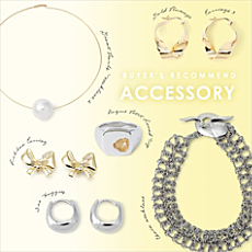 BUYER'S RECOMMEND【夏に付けたいアクセサリー】