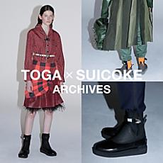 TOGA × SUICOKE