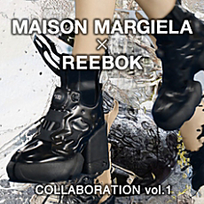 MAISON MARGIELA × REEBOK コラボレーション第1弾