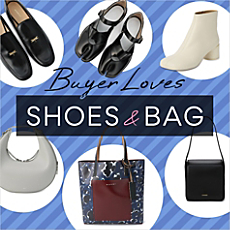 BUYER LOVES SHOES & BAG