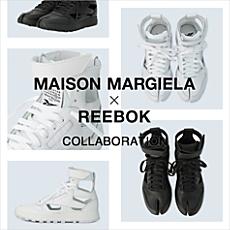 Maison Margiela × Reebok collaboration