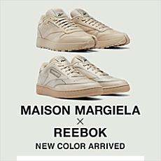 Maison Margiela×Reebok Collaboration NEW COLOR