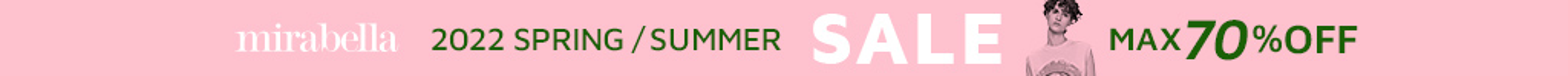 mirabella 18AW SALE|ミラベラセール開催中! MAX 50%OFF