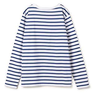 【洗える】コットンリネンBIGワークシャツ ¥16,500