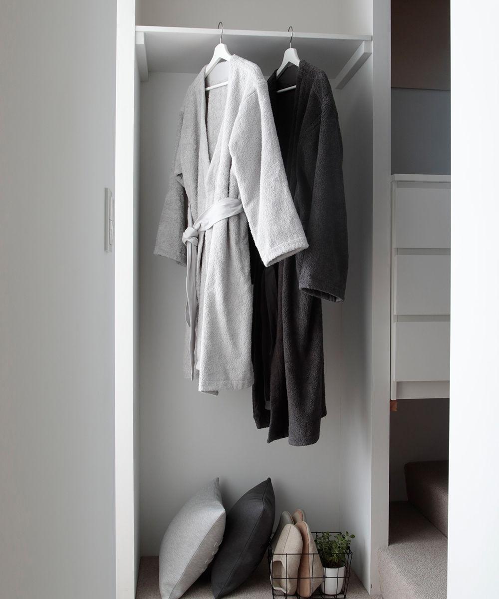 feel (フィール) [育てるタオル] MARQUE Lounge Robe《ラウンジローブ》