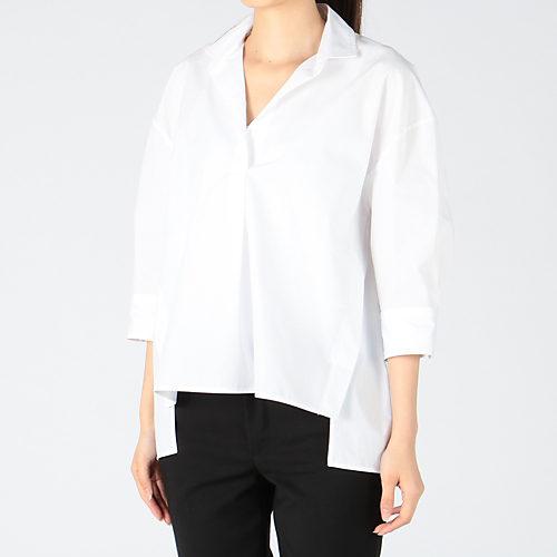 TICCA/スキッパーシャツ/¥22,000+税