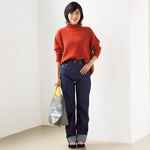 LEEキャラクター:sayakoさん:身長167cm