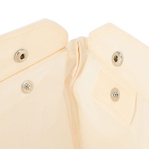 ポリ袋を装着できるドットボタン