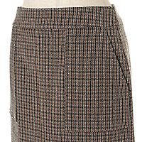 ポケットデザインタイトスカート