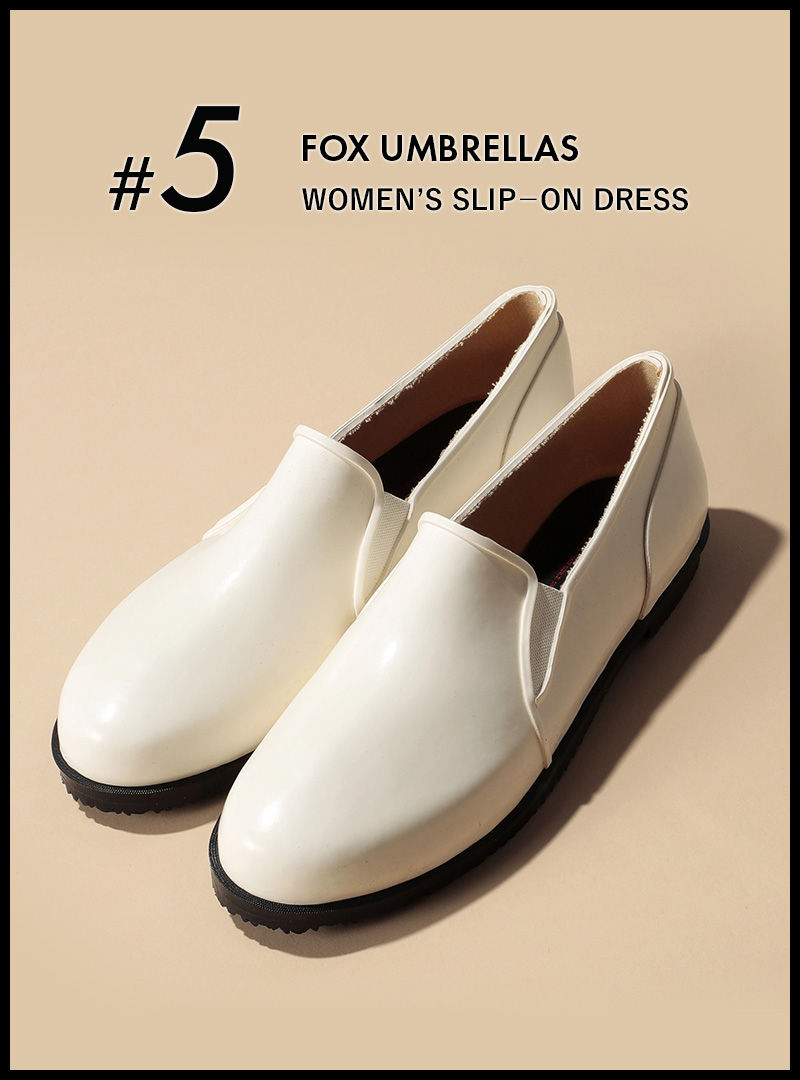 #5  FOX UMBRELLAS  WOMEN'S SLIP-ON DRESS