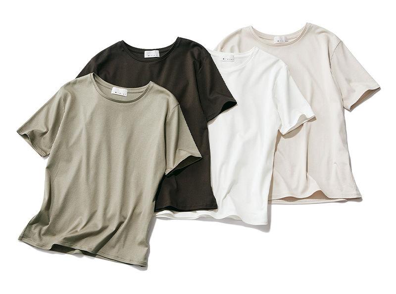 M7days (エムセブンデイズ) 【松村純子さんコラボ】Tシャツ