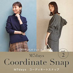 M7days Coordinate Snap vol.2 コーディネートスナップ
