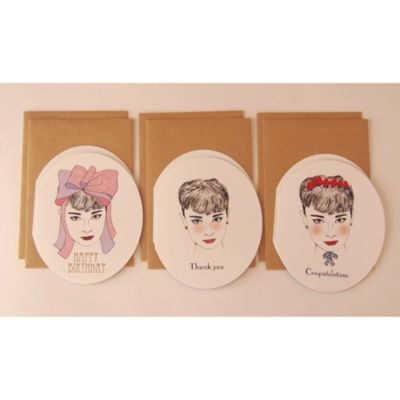 <集英社> 楕円型カード3種 6枚セット画像