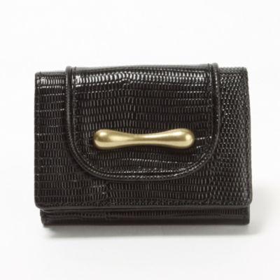 【デリスリザード】三つ折財布