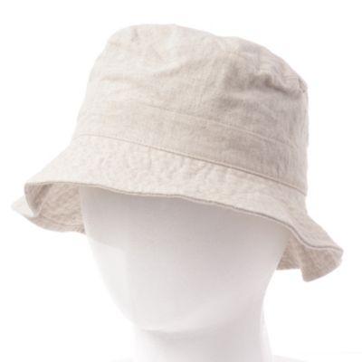 シンプル UVカット帽子