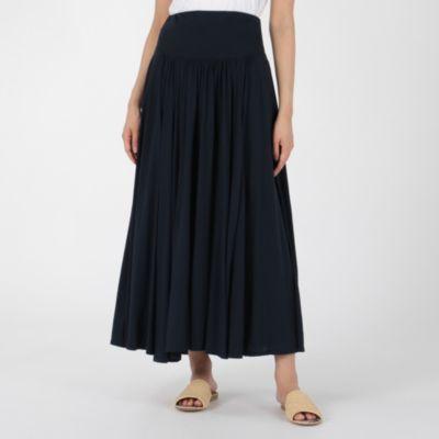 <集英社> ロングギャザースカート画像