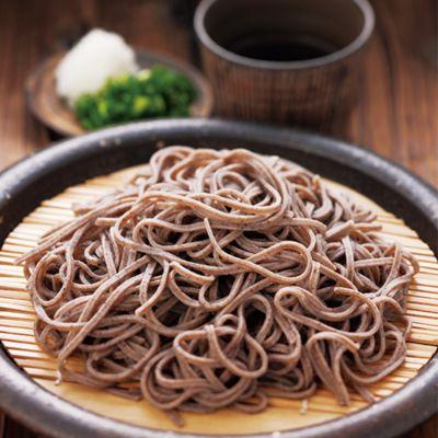 <集英社>【food】雑穀そば5食セット