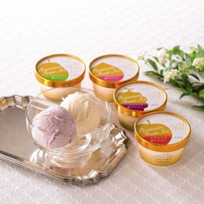 <集英社>【food】プレミアムフルーツアイス(フルーツ)14個セット